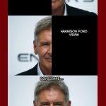 Harrison Ford az egyetlen