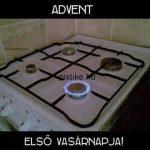 Advent első vasárnapja