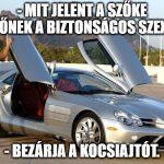 BIZTONSÁGOS SZEX