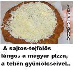 Igazi magyarosch étel