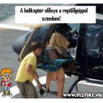 Imádjuk a helikoptereket